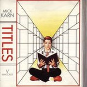 Mick Karn, 'Titles'