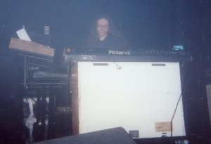 Myself at the M400, Sheffield Leadmill, January 2005