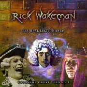 Rick Wakeman, 'Treasure Chest Volume 1: The Real Lizstomania'